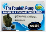 The Fountain Pump 725gph