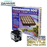 Pondmaster Pond-Mag 700gph Pump with Filter Tray 500