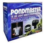 PONDMASTER - L.E.D. 18 Light Fountain Head