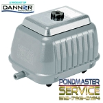 PONDMASTER -  Pond Air Pump 80watts - AP-100