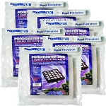 PONDMASTER - FILTER PAD 2-Pack COARSE for PM500 - Case of 6