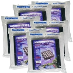 PONDMASTER - FILTER PAD 2-Pack FOAM for PM500 - Case of 6