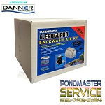 PONDMASTER - Clearguard Small Backwash Air Kit