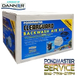 PONDMASTER - Clearguard Large Backwash Air Kit