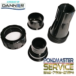 PONDMASTER - Clearguard 1.5 Inch Replacement Waste Outlet Fitting for 2700 - 8000