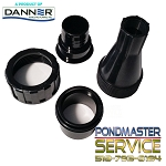 PONDMASTER - Clearguard 2 Inch Replacement Waste Outlet Fitting for 2700 - 8000