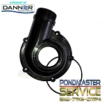 Replacement Volute for Pondmaster Pro-Line Hy-Drives 3200gph - 4800gph