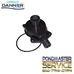 PONDMASTER - Replacement Cover and O-ring for Pondmaster 190gph