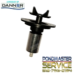 PONDMASTER - Replacement Rotor Pro-line Skimmer Pump 1400gph