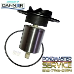 Replacement Rotor Pondmaster Pro-Line Hy-Drive 3200gph