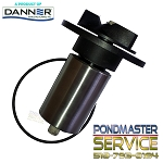 Replacement Rotor Pondmaster Pro-Line Hy-Drive 6000gph