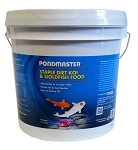 PONDMASTER - Staple Diet GOLDFISH & KOI FOOD 5LB.
