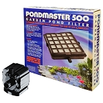 PONDMASTER - Pond-Mag 500gph Pump with Filter Tray 500