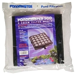 PONDMASTER - FILTER PAD 2-Pack FOAM PADS for PM500 FILTER KIT