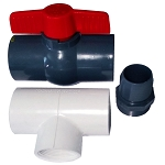 Pondmaster Proline Pressure Filter Valved Bypass Kit