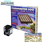 Pondmaster  Pond-Mag 250gph Pump with Filter Tray 500