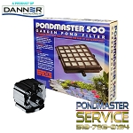 PONDMASTER - Pond-Mag 350gph Pump with Filter Tray 500
