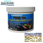 PONDMASTER - POND FIX Biological Pond Clarifier 8oz Powder