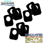 PONDMASTER - Pre-Filter Foam for 140 & 190gph Mini-Mag Pumps ( 3 - 3pks)