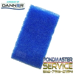 PONDMASTER - Pro-Line Blue Course Poly Debris-Pad for Pro-3000 Filter-Falls