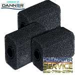 PONDMASTER - Pre-filter Large Foam for Pond-mag Mag-drive models 2 - 7 (pack of 3)