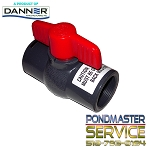 PONDMASTER - Proline Pressure Filter Waste Port Ball Valve