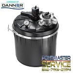Pondmaster PROLINE Pressurized Pond Filter PUV2000