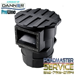 PONDMASTER - Pro-Line Pro-5000 Pond Skimmer with Debris Filter