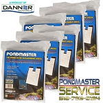PONDMASTER - FILTER PAD SET for 190 FILTER KIT- Case of 6