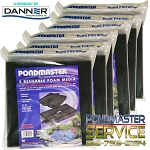 PONDMASTER - Filter Pad 2-Pack Foam for PMK Filter Kits 1250 - 4400 - Case of 6