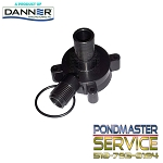 PONDMASTER - Replacement PMK Cover and O-ring for Pond-Mag 5 & 7 / 500gph & 700gph