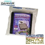 PONDMASTER - FILTER PAD SET 2-Pack CARBON/COARSE for PM500