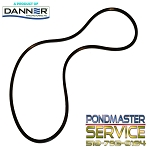 PONDMASTER - Clearguard Small Drum Gasket