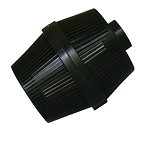 PONDMASTER - Rigid In-take Strainer for Pond-mag Mag-drive models 2 - 18