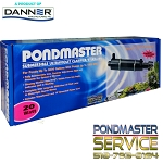 PONDMASTER - 20 Watt Submersible UV Clarifier