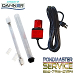 PONDMASTER - 10 Watt Submersible UV Clarifier Conversion Kit