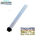 PONDMASTER - 10 Watt Submersible UV Quartz Sleeve