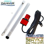 PONDMASTER - 20 Watt Submersible UV Clarifier Conversion Kit