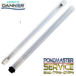PONDMASTER - 40 Watt Submersible Bulb & UV Sleeve