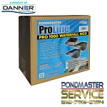 Pondmaster PRO-1000 Filter / Falls with BioMatrix Media