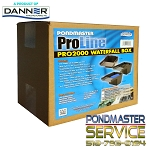 Pondmaster PRO-2000 Filter / Falls with Debris Pad