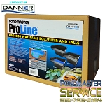 Pondmaster PRO-3000 Filter / Falls with Debris Pad