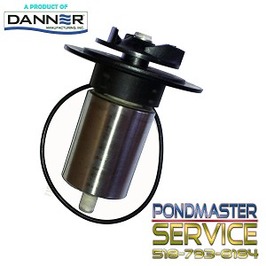 Replacement Rotor Pondmaster Pro-Line Hy-Drive 4000gph