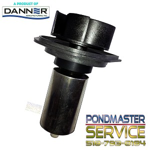 Replacement Rotor Pro-line Skimmer Pump 6600gph & Hy-Drive 6600